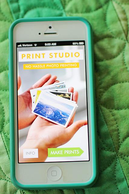 Print Studio, Iphoneography