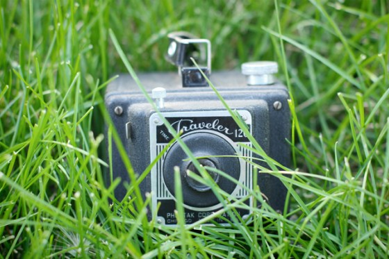 Reading, Vintage Camera, Photography