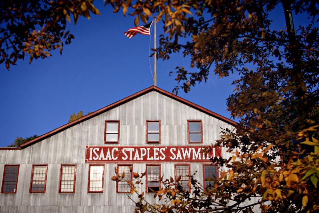 Isaac Staples Sawmill