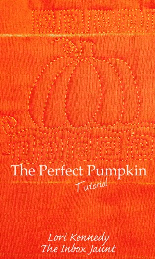 FMQ Tutorial-The Perfect Pumpkin