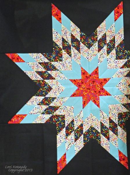 Radiant Star Quilt