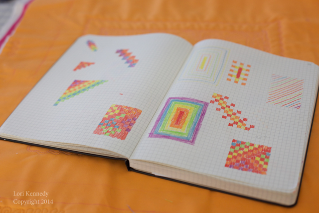 The Quilt Notebook