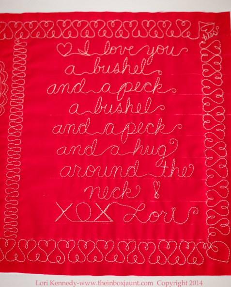 FMQ, Valentine Postcard
