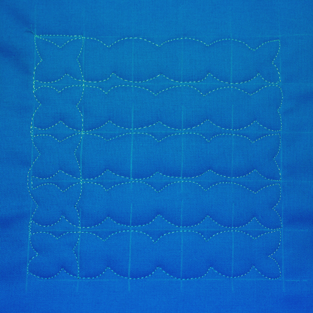 Grid Play-Free Motion Quilt Tutorial