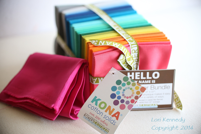 Kona Cotton New Summer Colors Collection