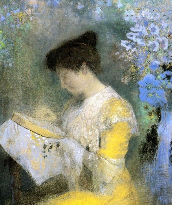 Portrait of Madame Arthur Fontaine, Redon