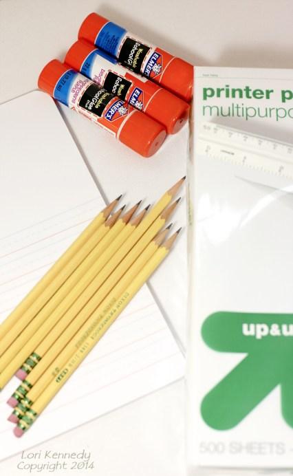 School Supplies, Quilters