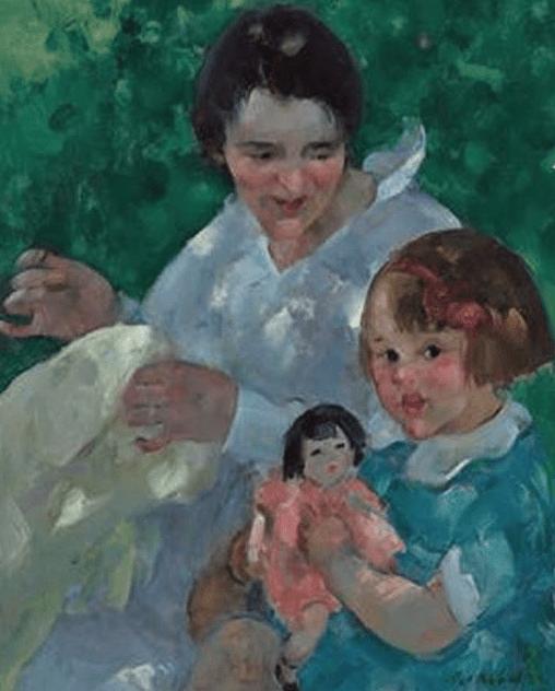 Martha Walter, American Impressionist