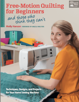 Molly Hanson:  Free Motion Quilting for Beginners