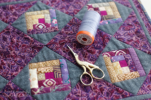 Open Line Friday-The BEST Charity Raffle Quilts - Lori