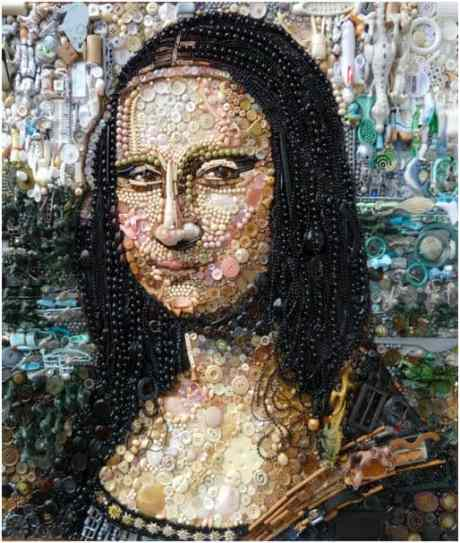 Homage-to-Da-Vinci-Mona-Lisa
