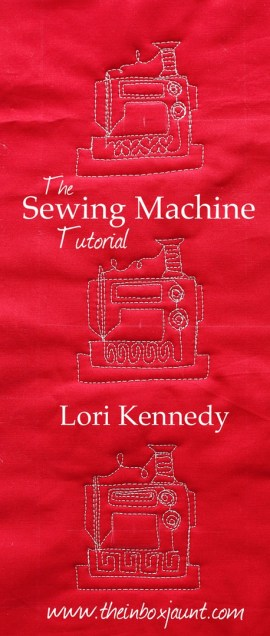 Sewing Machine Free Motion Quilting