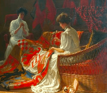 Leisure Hours, A. Gilbert