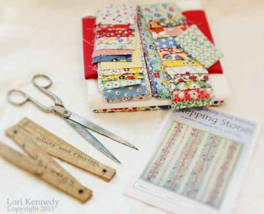 Vintage Quilting, LKennedy