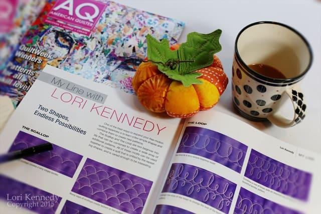 AQ Magazine, LKennedy
