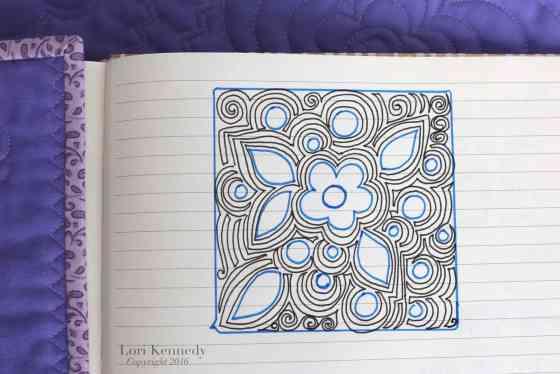 Echo Doodling, Lori Kennedy