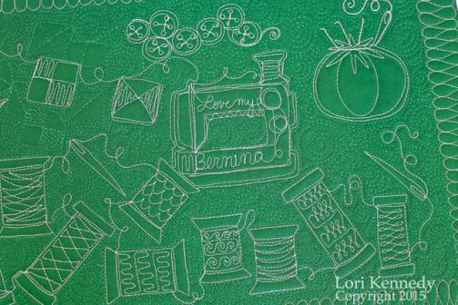 Sewing Notions, FMQ, Kennedy