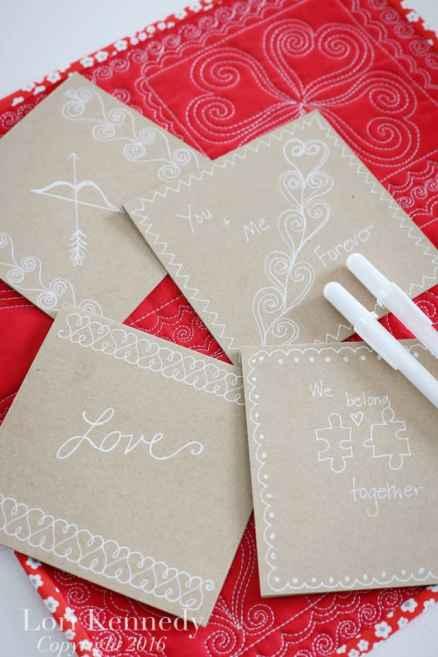 Doodle, Valentines, Zentangle