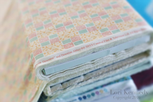 Downton Abbey Fabric, Andover Fabrics, Lori Kennedy