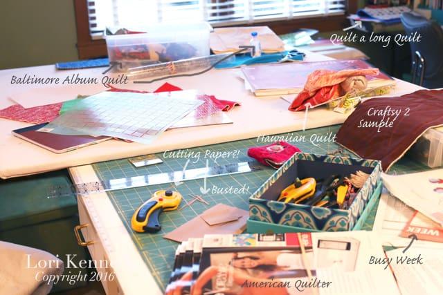 Sewing Room, Lori Kennedy