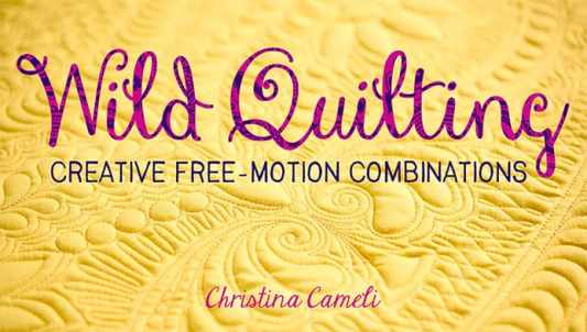 Christina Cameli ,Wild Quilting