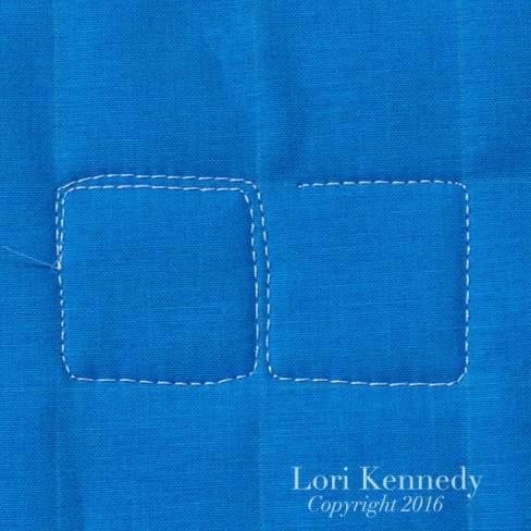 Machine Quilting, Lori Kennedy
