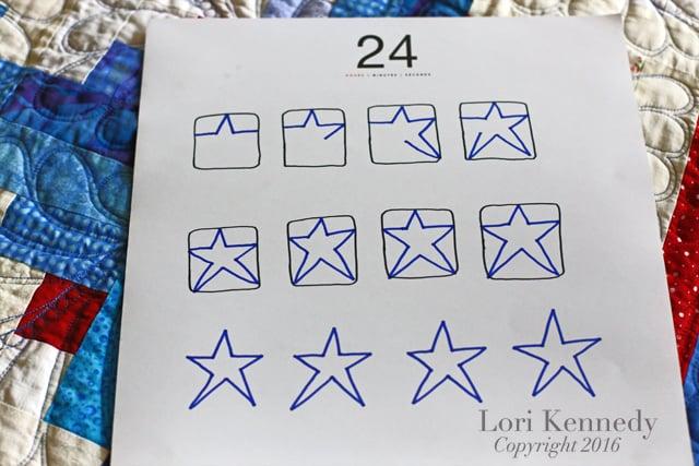 Doodling, Lori Kennedy