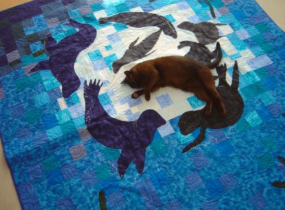 Annette's Cat, Brannie Australia