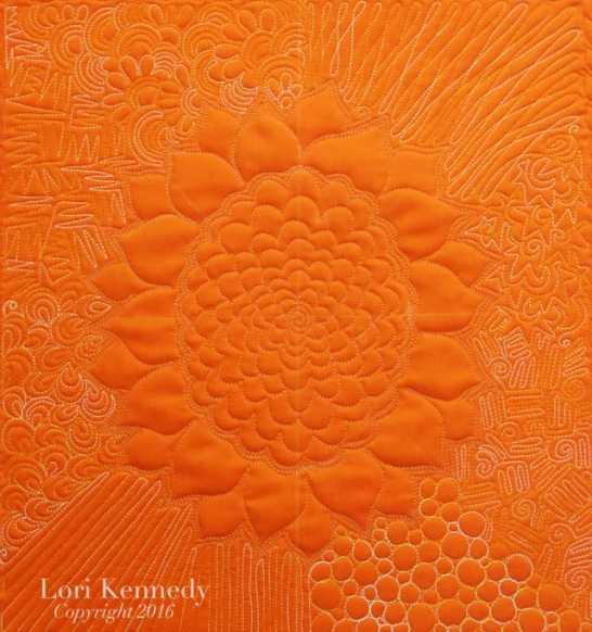 Sunflower Sampler, Lori Kennedy