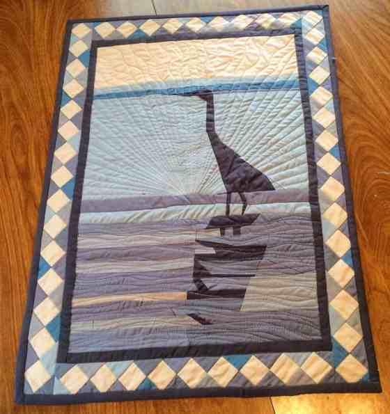 Annie Bullock, Morning Heron