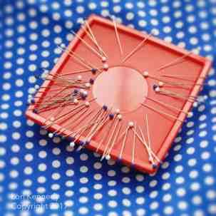 Zirkel Pin cushion