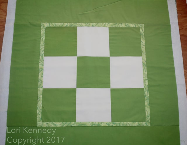 Nine Patch Quilt