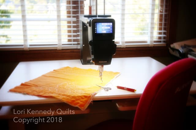 BERNINA Q20, Lori Kennedy Sewing Room