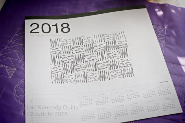 Grid Doodles, Lori Kennedy