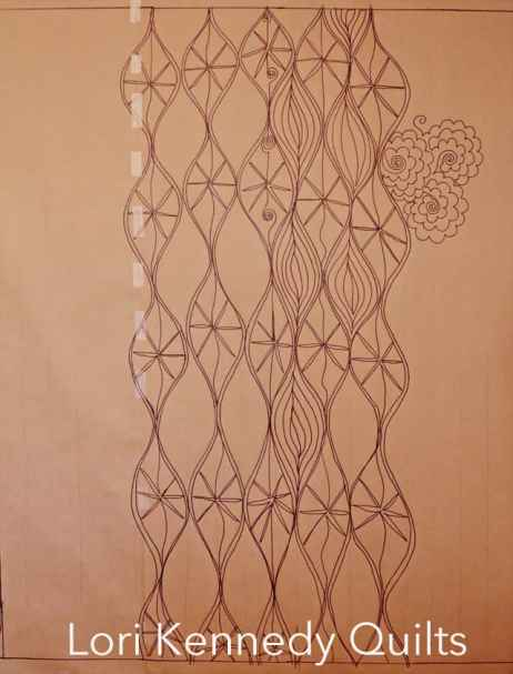 Lori Kennedy, Quilting Doodles