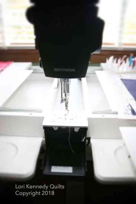 BERNINA Q20, Lori Kennedy Sewing Studio