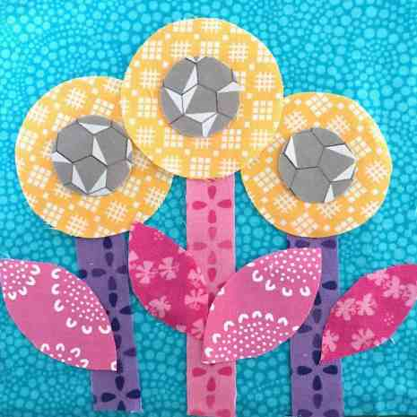 My OLFA Garden Block, Lori Kennedy