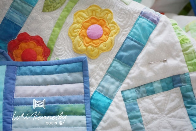 Lori Kennedy Quilts, Applique