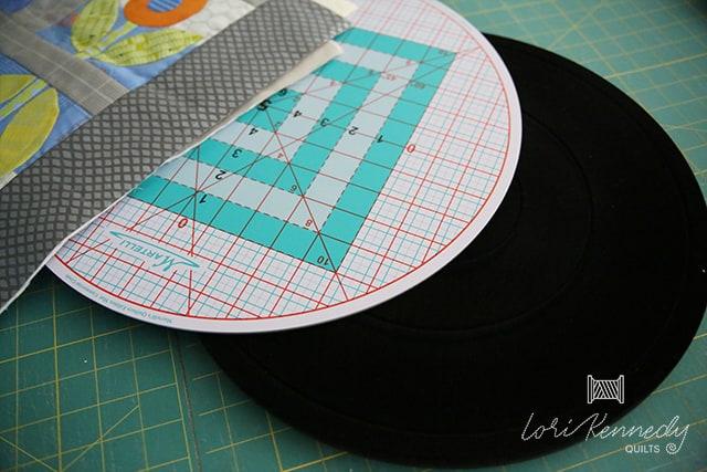 Martelli Turn Table Cutting Mat