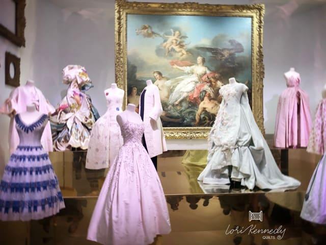 Christian Dior Exhibit