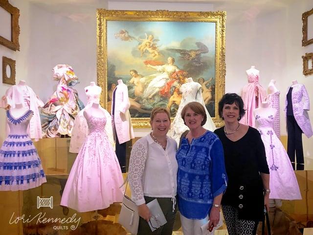 Dior Exhibit, Dallas Museum of Art