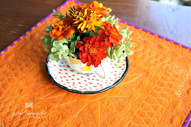 Lesson Ten Project--The Sunny Day Quilt