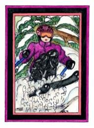 Skier - LBK-a11 $4