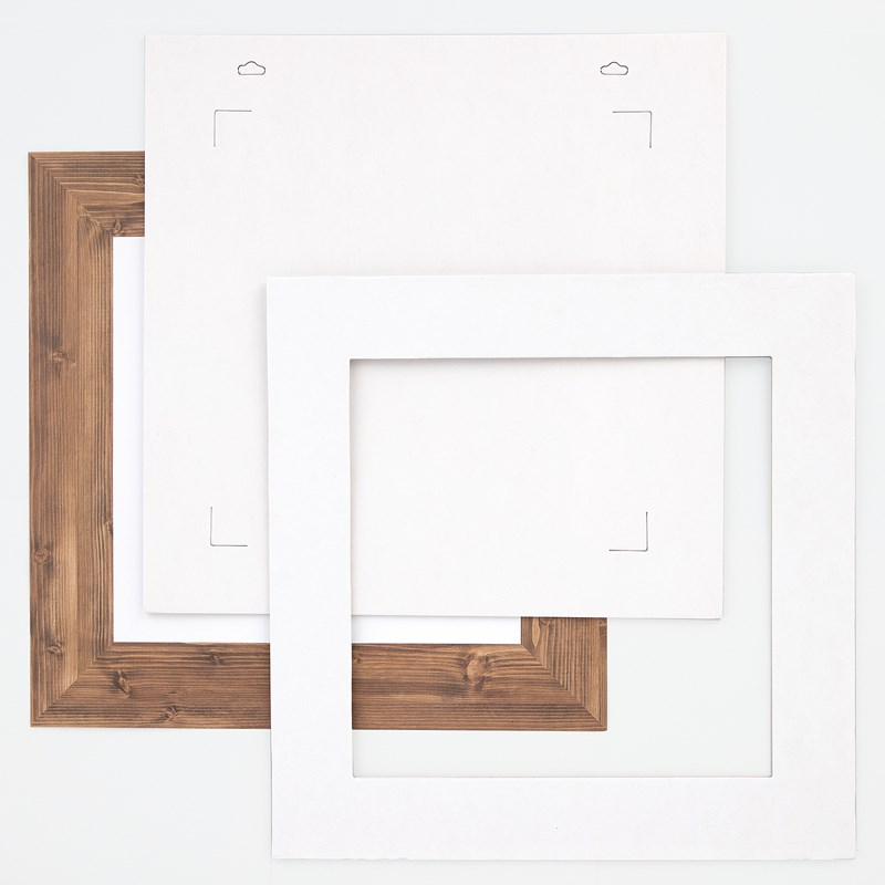 Chipboard Frame & Overlay from CTMH