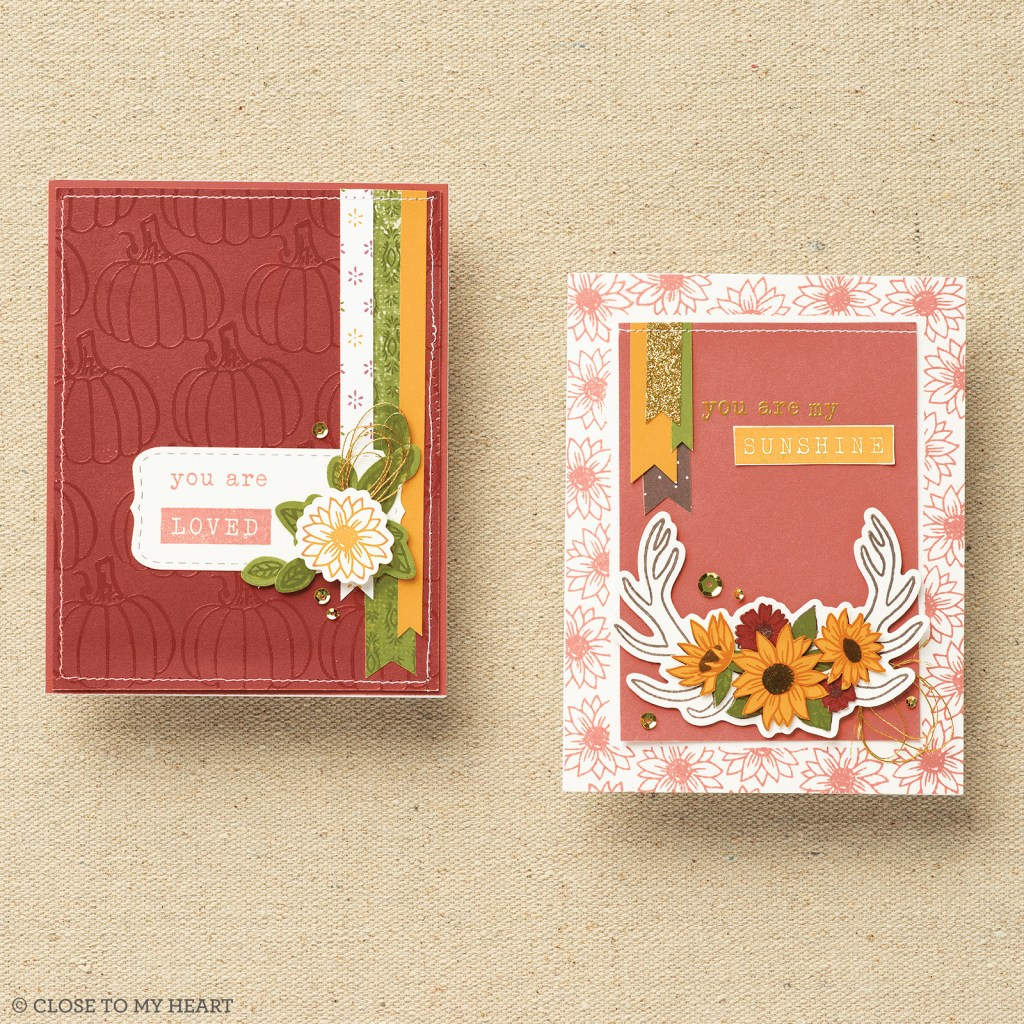 Cardmaking Stamp & Thin cut - Bloom with Grace