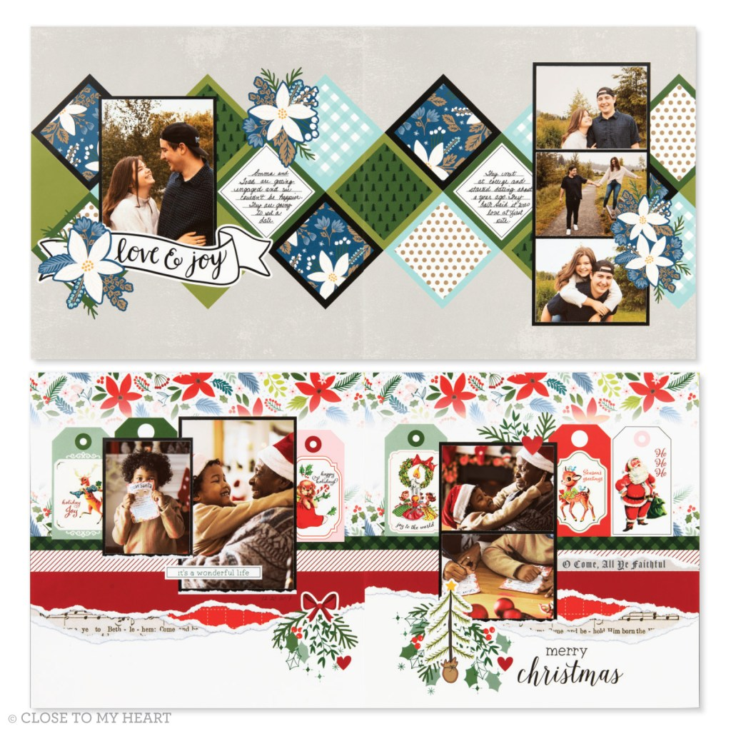 December Craft with Heart