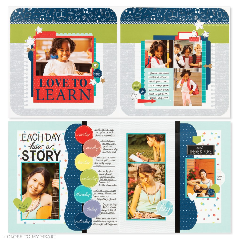 September Craft with Heart