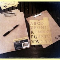 Organizing the Classroom:  ClipBoards