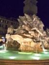 Piazza Novana at Night