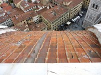 Looking straight down. Vertigo!